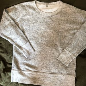 J crew sweat shirt